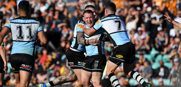 Extended Highlights: Wests Tigers v Sharks