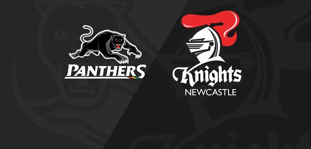 Full Match Replay: Panthers v Knights - Round 25, 2019
