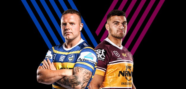 Eels v Broncos - Elimination Final