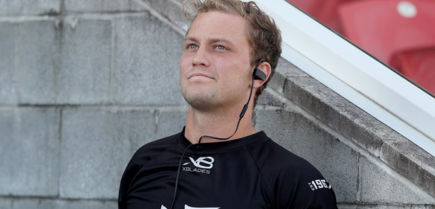 Moylan trains but will he face Manly?