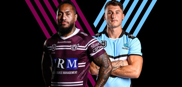 Sea Eagles v Sharks - Elimination Final