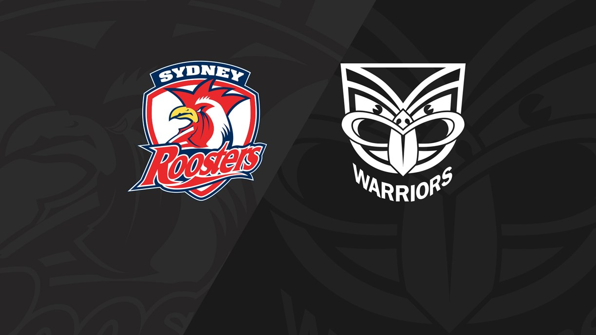 Full Match Replay: NRLW Roosters v Warriors - Round 1, 2019