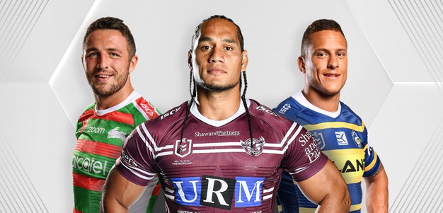 Semi Finals - Burgess and Taupau back for blockbuster