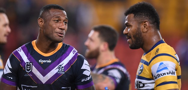 Vunivalu and Sivo set for semi final face-off