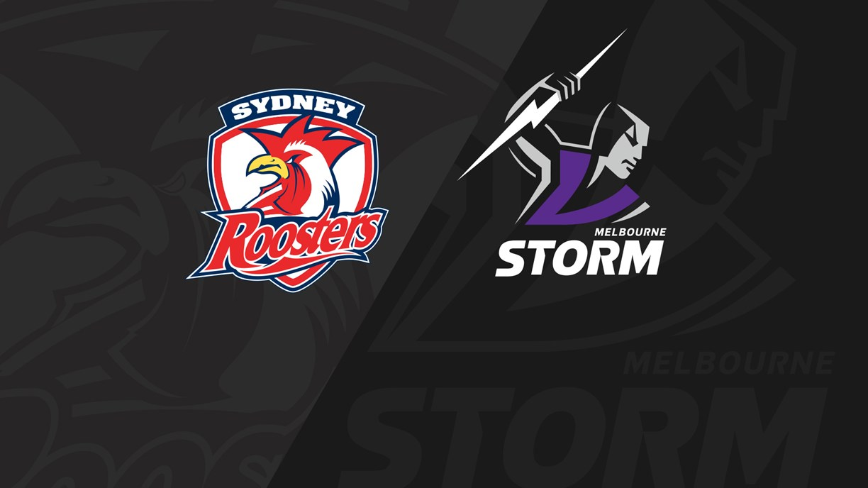 Full Match Replay: Roosters v Storm - Finals Week 3, 2019