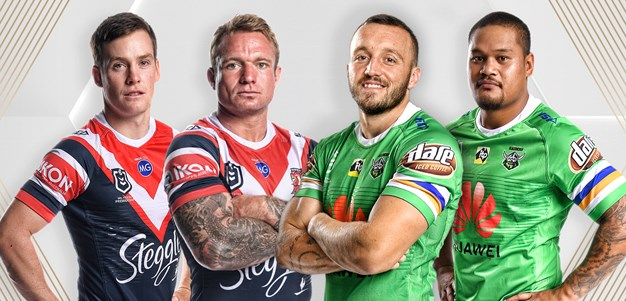 Grand Final: Roosters name Friend for decider