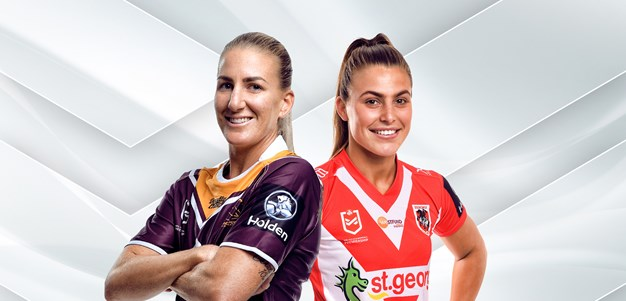 Grand Final Week - with Ali Brigginshaw and Jess Sergis