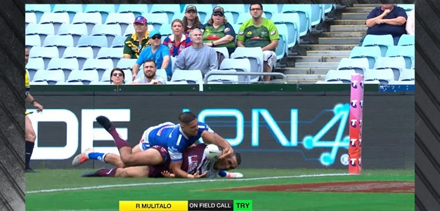 Kennedy produces brilliant try saver