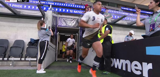 Full Match Replay: Kiwis 9s v England 9s - Semi Finals, 2019