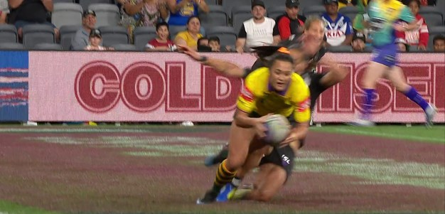 McGregor sprints away to get lead back for Jillaroos
