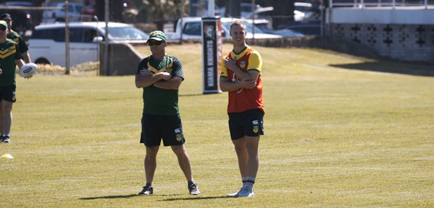 DCE sits out Kangaroos training as debutants step out