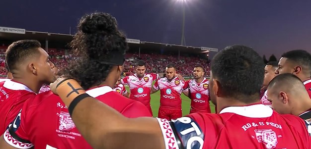 Full Match Replay: Tonga Invitational v The Lions - Round 2, 2019