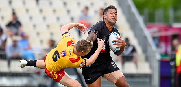 Match Highlights: Fiji v Papua New Guinea