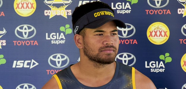 Marsters: I need to earn my Cowboys spot