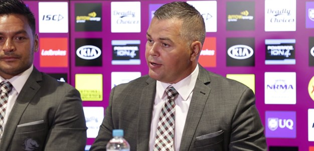 Seibold doesn't want Glenn to change