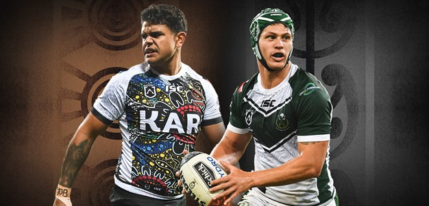 Team announcement: Indigenous All Stars v Maori