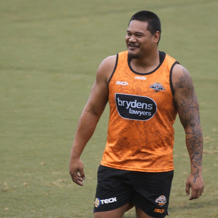 Wests Tigers buoyed by new recruits