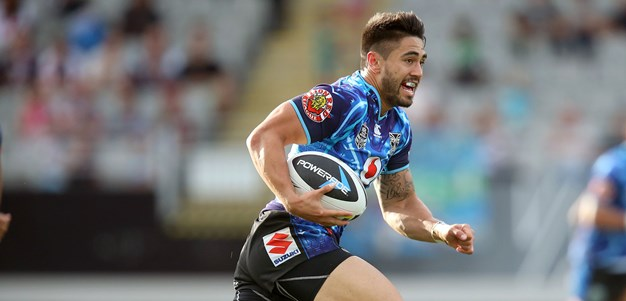 The best of Shaun Johnson at the Auckland Nines