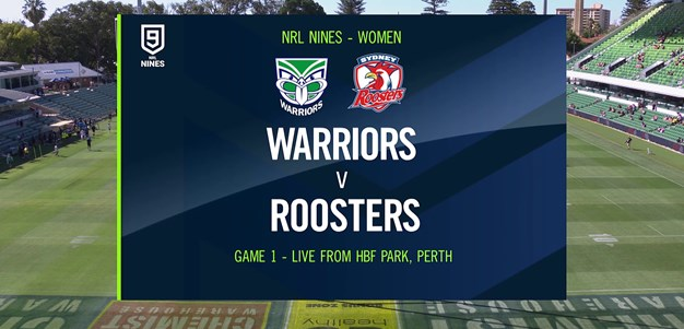Full Match Replay: Warriors v Roosters - Round 1, 2020