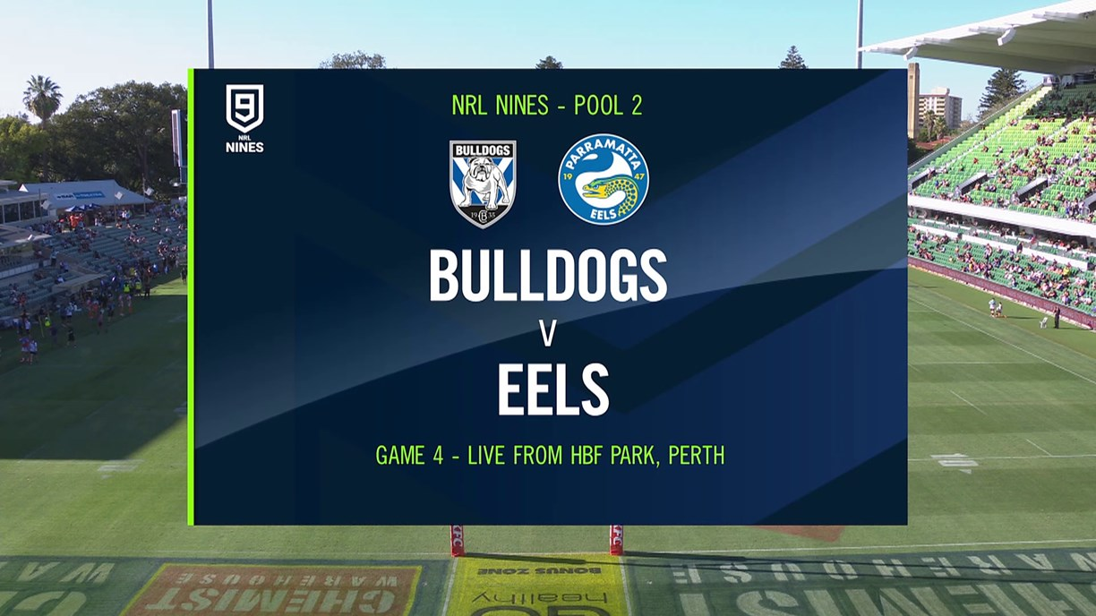 Full Match Replay: Bulldogs v Eels - Round 1, 2020
