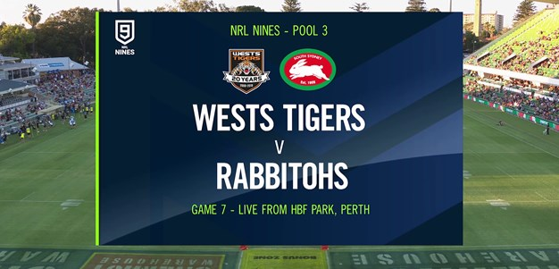 Full Match Replay: Wests Tigers v Rabbitohs - Round 1, 2020