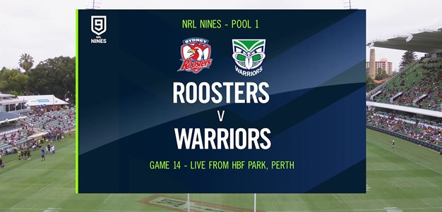 Full Match Replay: Roosters v Warriors - Round 2, 2020