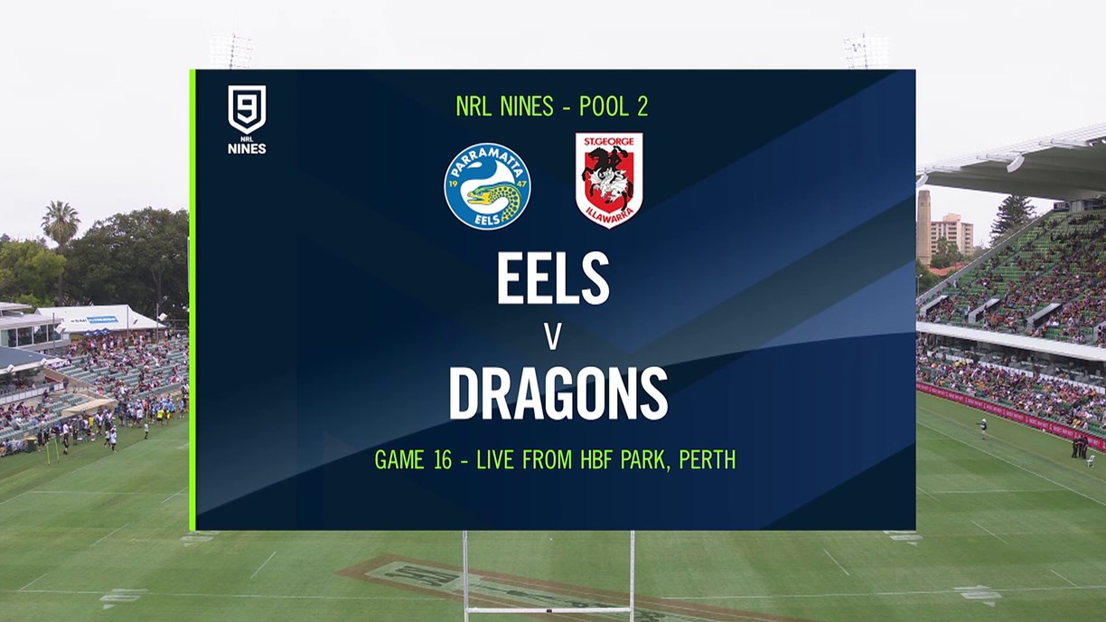 Full Match Replay: Eels v Dragons - Round 2, 2020