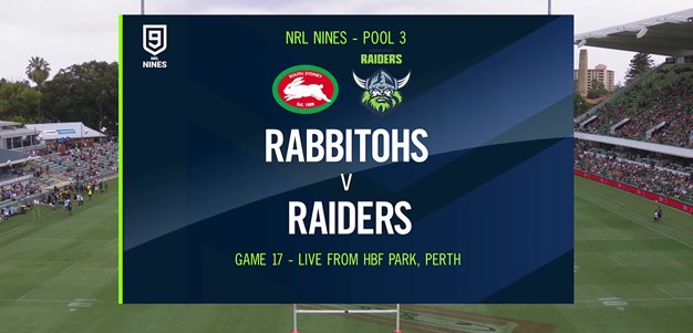 Full Match Replay: Rabbitohs v Raiders - Round 2, 2020