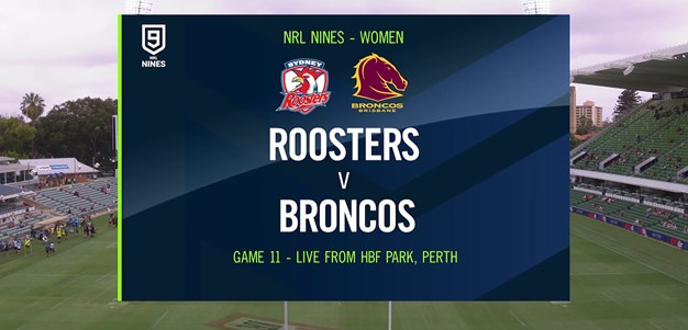 Full Match Replay: Roosters v Broncos - Round 2, 2020