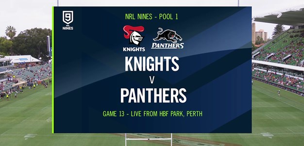 Full Match Replay: Knights v Panthers - Round 2, 2020