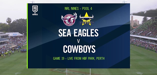 Full Match Replay: Sea Eagles v Cowboys - Round 2, 2020