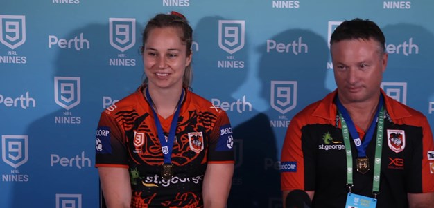 Dragons press conference