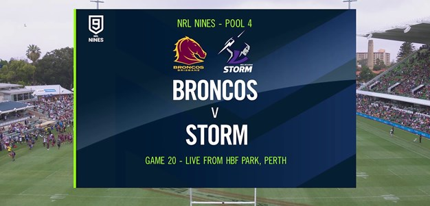 Full Match Replay: Broncos v Storm - Round 2, 2020