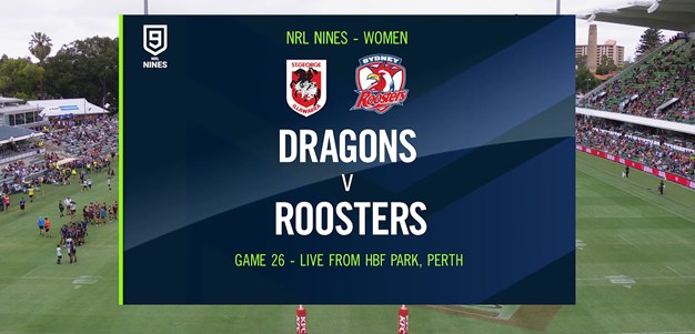 Full Match Replay: Dragons v Roosters - Round 3, 2020