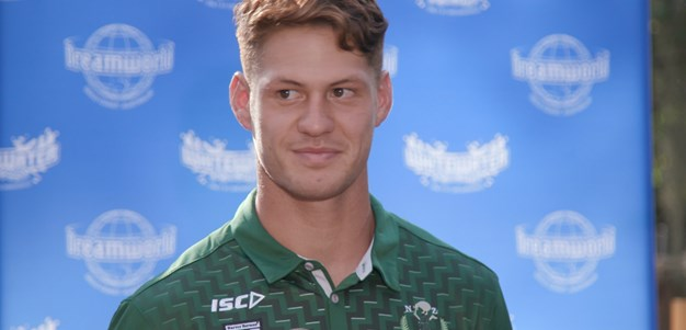 Ponga reacts to match-up against Mitchell