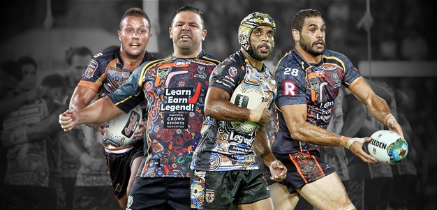 The Indigenous All Stars Team of the Decade