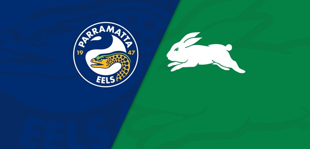 Full Match Replay: Eels v Rabbitohs - Round 2, 2020Full Match Replay: Eels v Rabbitohs - Round 2, 2020