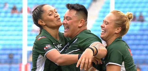 Matua sets her sights on NRLW