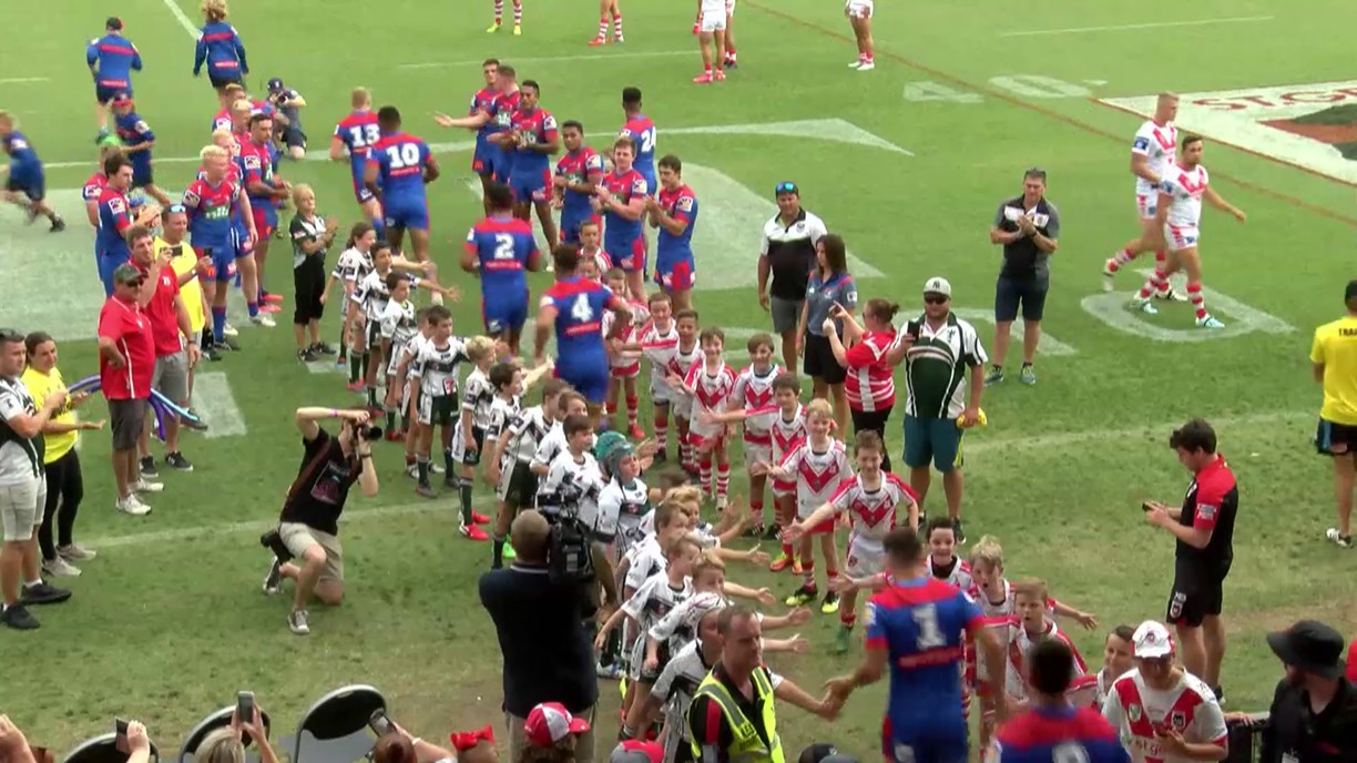 Full Match Replay: Knights v Dragons - Round 2, 2020