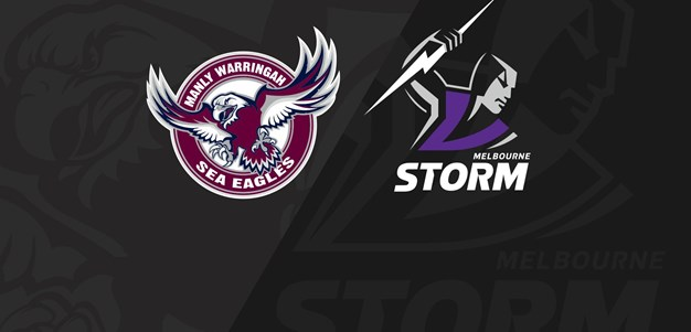 Full Match Replay: Sea Eagles v Storm  Round 1 2020