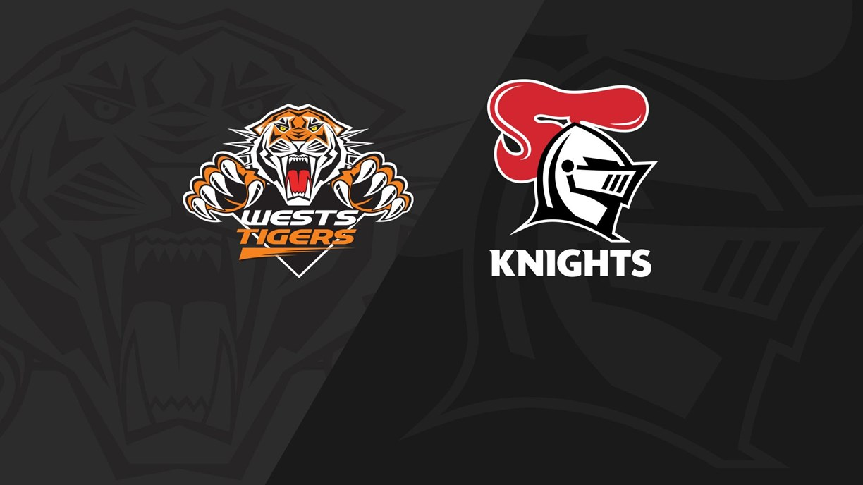 Full Match Replay Wests Tigers v Knights  Round 2 2020