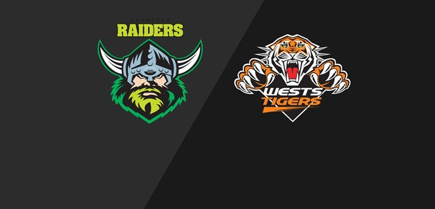 Raiders v Wests Tigers - Round 17, 2000