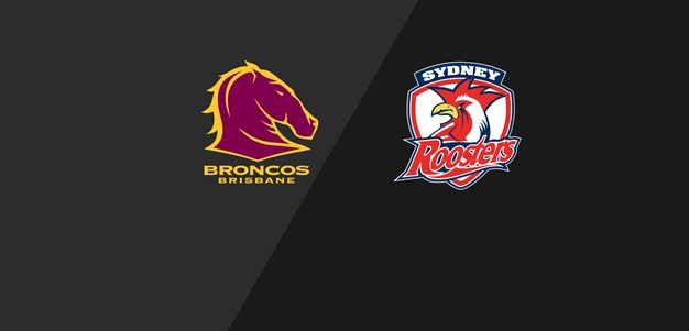 Broncos v Roosters - Round 6, 2015