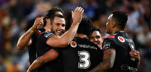 Last time they met: Warriors v Dragons - Round, 9 2019