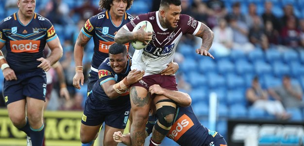 Last time they met: Titans v Sea Eagles - Round 15, 2019