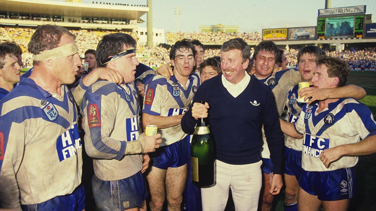 Rugby league dynasties: Canterbury Bulldogs