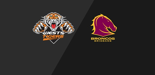 Wests Tigers v Broncos - Round 1, 2000