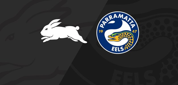 Full Match Replay: Rabbitohs v Eels - Round 2, 2007