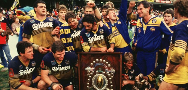 Rugby league dynasties: Parramatta Eels