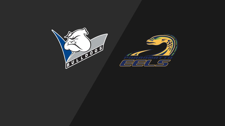 Full Match Replay: Bulldogs v Eels - Preliminary Final ...